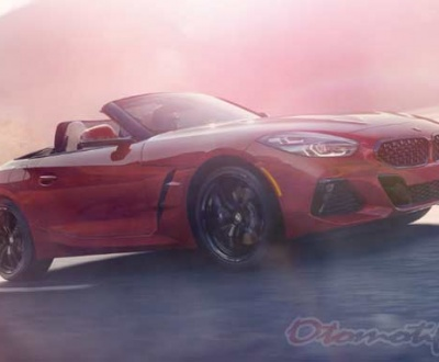 Gambar All New BMW Z4