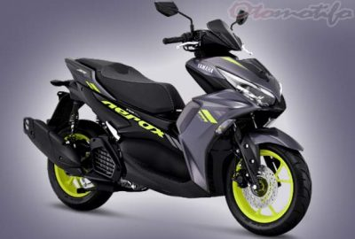 Harga Yamaha Aerox 155 Connected