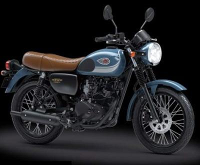 Oli Kawasaki W175 Terbaik