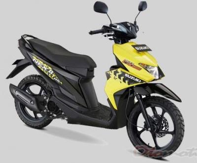 Spesifikasi Suzuki Nex II Cross