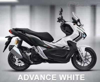 Warna Honda ADV 150 ABS Putih